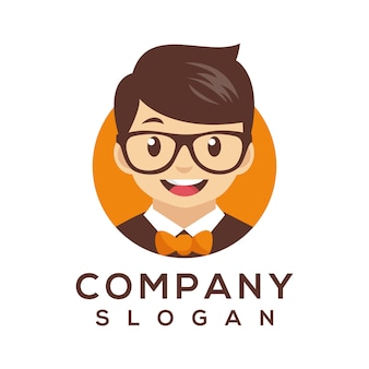 Vettore di carattere logo