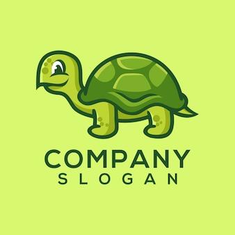 Vettore di logo della tartaruga