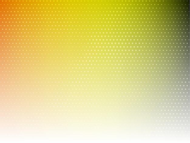 Vettore di semitono moderno astratto colorato sfondo