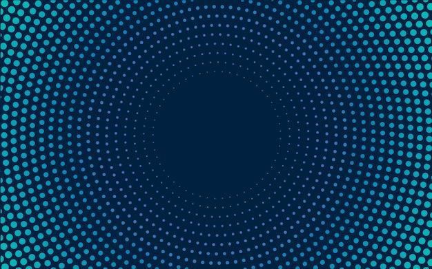 Vettore di sfondo mezzetinte sfumatura blu marino