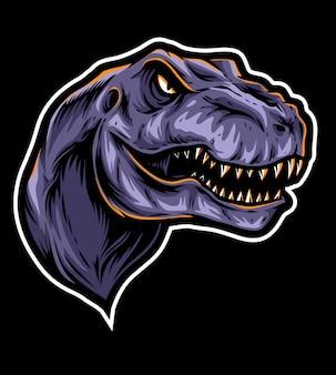 Vettore logo rex