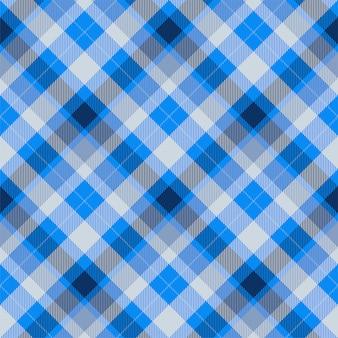 Vettore senza cuciture del modello del plaid di scozia scozzese. tessuto di fondo retrò. struttura geometrica quadrata di colore di controllo dell'annata.