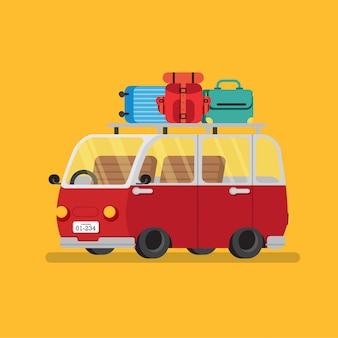 Viaggiare con la macchina