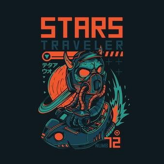 Viaggiatore di stelle
