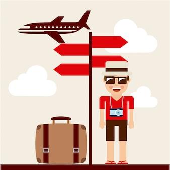 Viaggio di vacanza