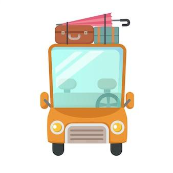 Viaggio in auto
