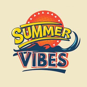 Vibrazioni estive. citazione estiva