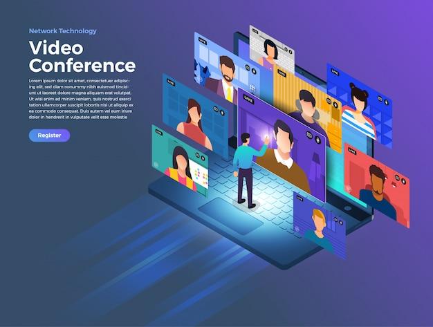 Video conferenza