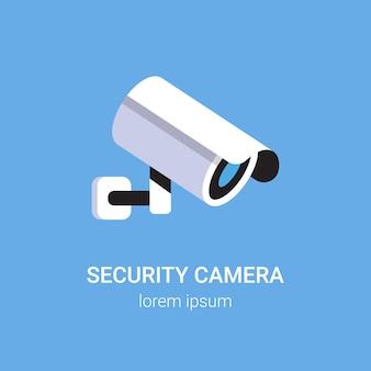 Videocamera di sicurezza del sistema di sorveglianza cctv