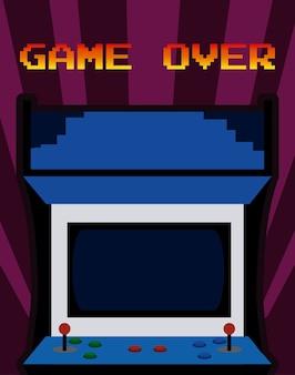 Videogioco arcade vintage