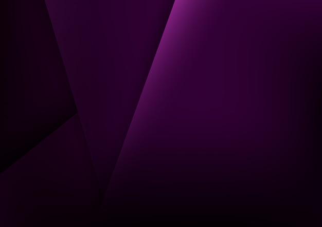 Viola astratto