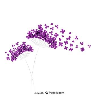Viola dandelion