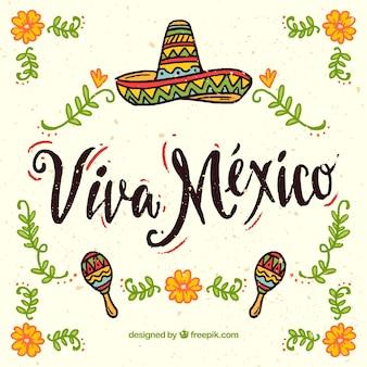 Viva mexico sfondo
