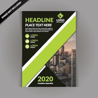 Volantino del rapporto annuale completo