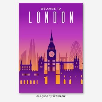 Volantino londinese