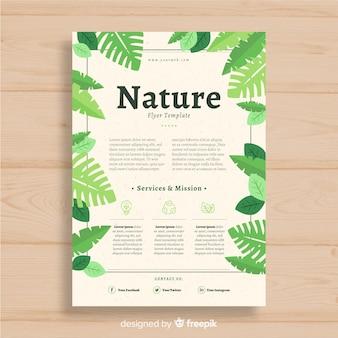 Volantino natura