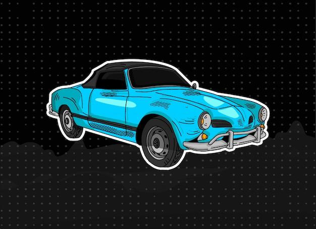 Volkswagen karman ghia 1967