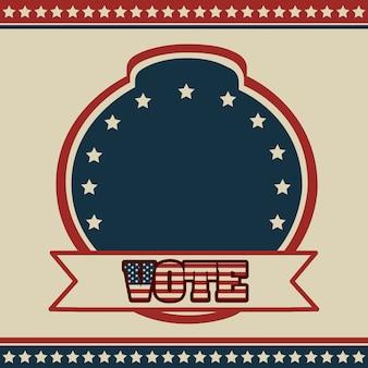 Vota negli stati uniti