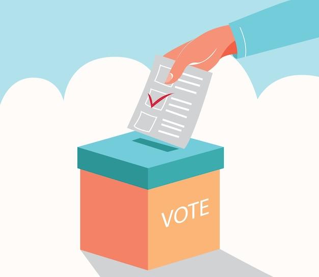 Voto elettorale
