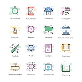 Vpn e icone di rete