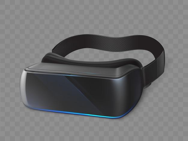 Vr occhiali, occhiali per realtà virtuale dispositivo mobile