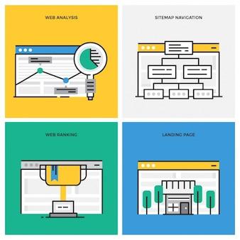 Web disegna collezione