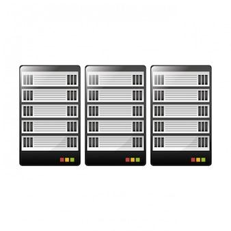 Web hosting o data center