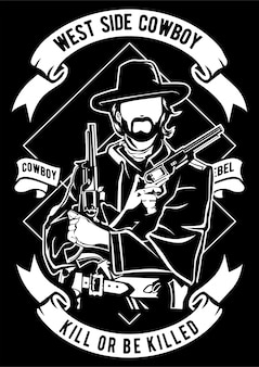 West side cowboy