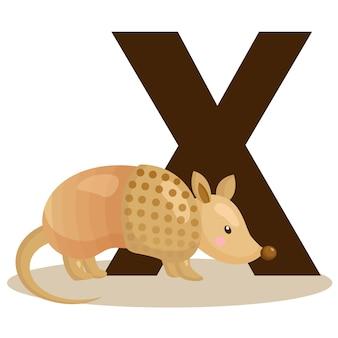 X per xenurine