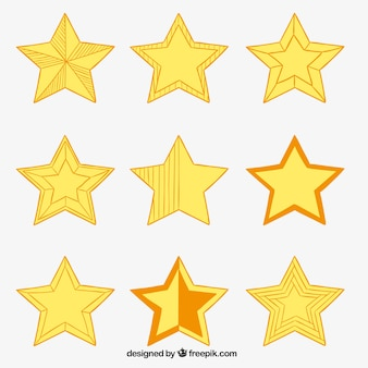 Yellos sketchy stelle