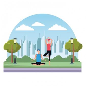 Yoga per uomini
