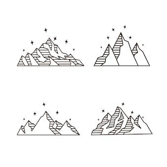 Zaino da montagna monoline