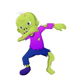Zombie cartone animato doppiaggio