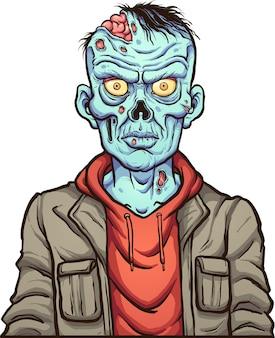 Zombie cartone animato