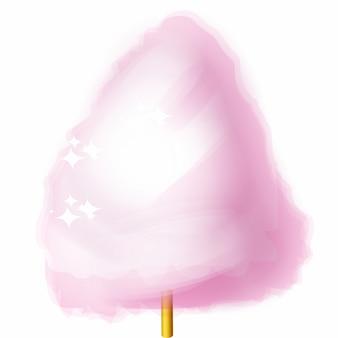 Zucchero filato.