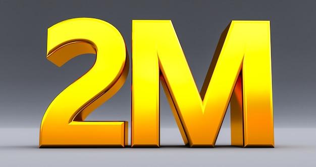2 miljoen volgers bedankt vierende abonnees