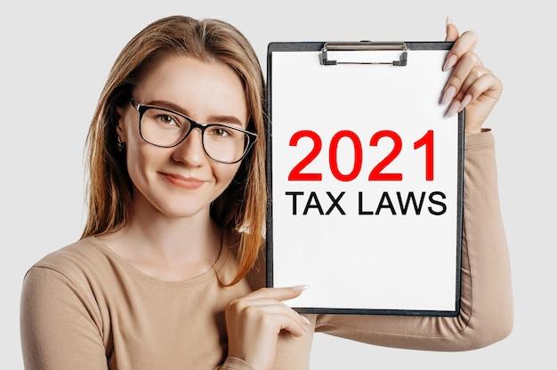 2021 belastingwetten