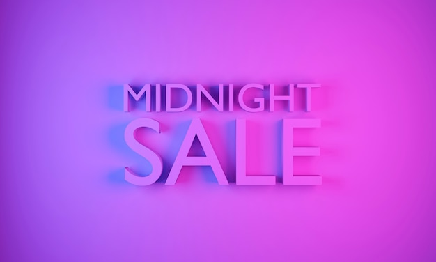 2korting midnight sale blend