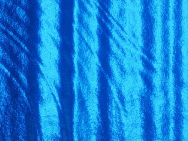 3d blauwe abstracte golfachtergrond