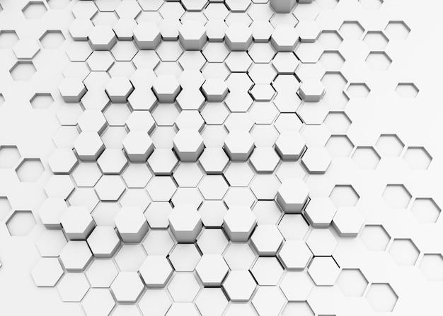 3d-elegante geometrische textuurachtergrond