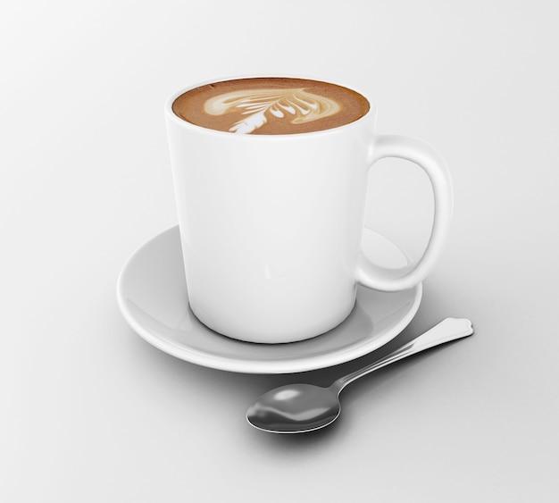 3d kopje koffie