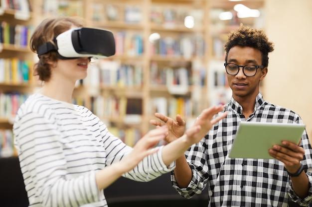 3d-model demonstreren met augmented reality