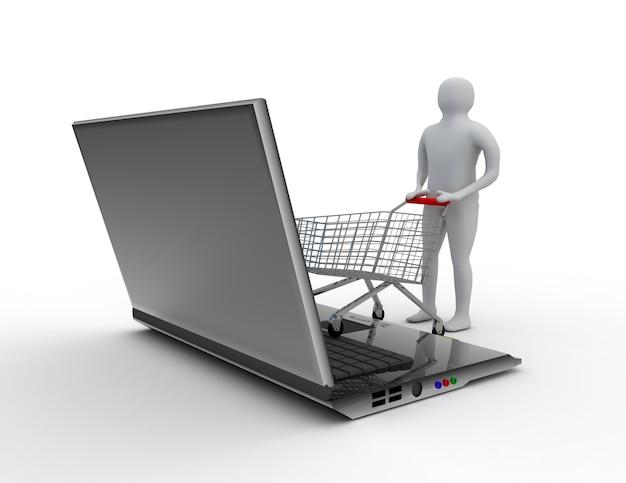 3d online winkelconcept