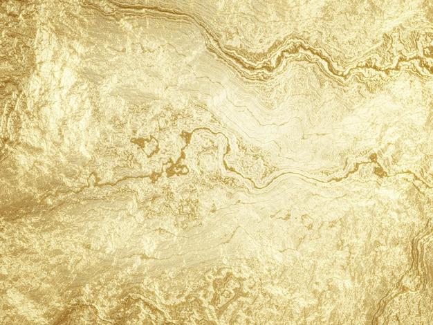 3d-rendering abstracte gouden achtergrond