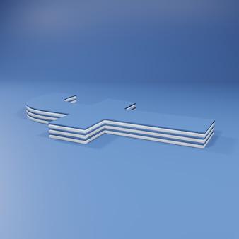 3d-rendering facebook vorm