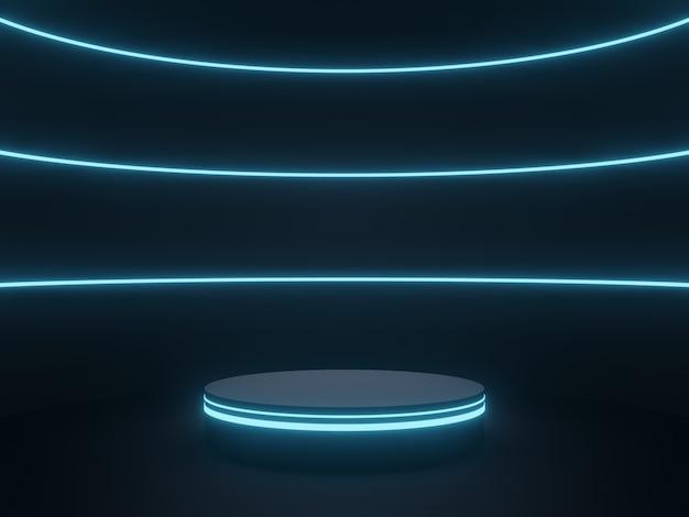 3d-rendering sci fi-productstandaard