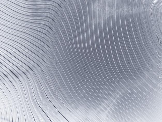 3d teruggegeven abstracte zilveren achtergrond