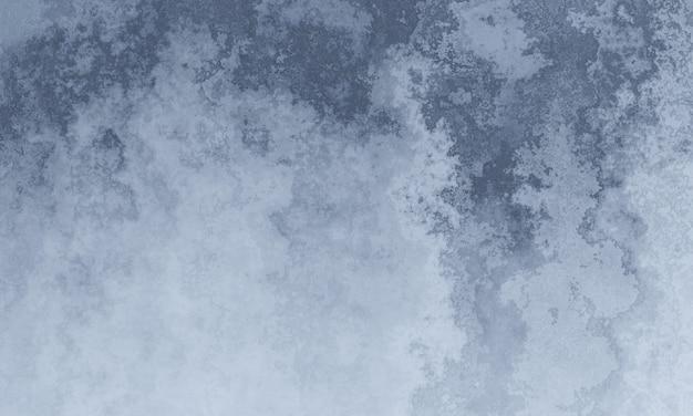 3d teruggegeven grijze verweerde betonnen muurachtergrond