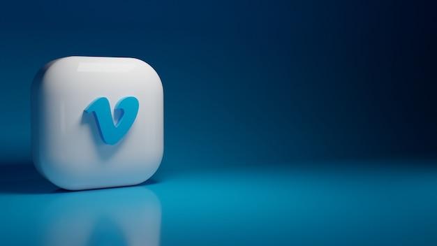 3d vimeo-toepassingslogo