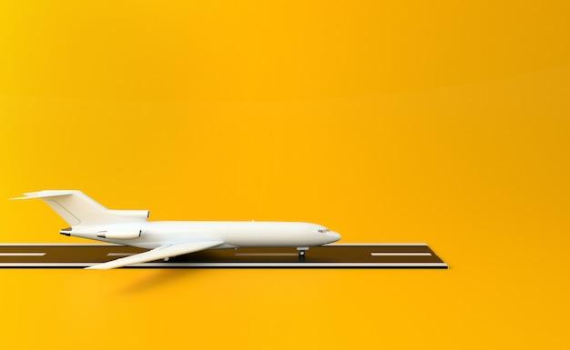 3d-vliegtuig